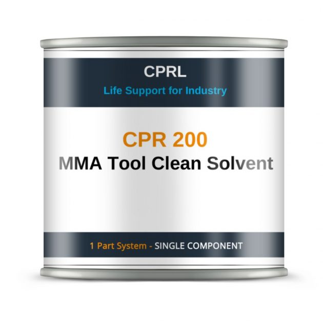 CPR 200 MMA Tool Clean Solvent