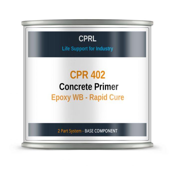 CPR 402 - Concrete Primer Epoxy WB Rapid Cure - Base