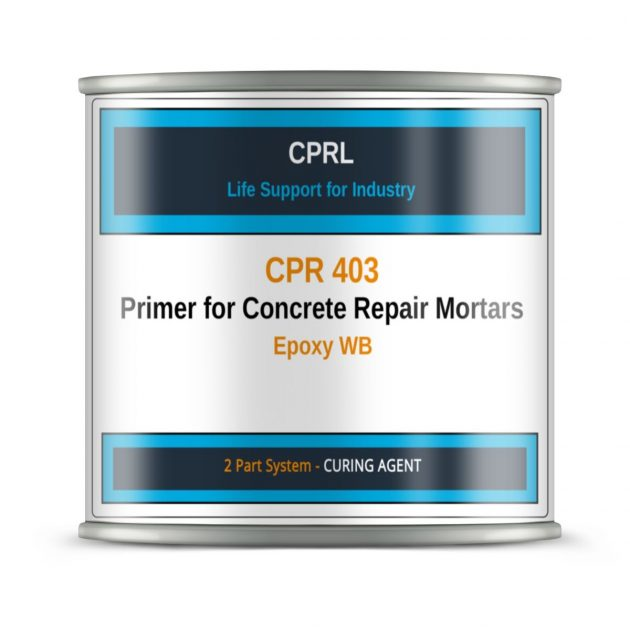 CPR 403 Primer for Concrete Repair Mortars - Curing Agent