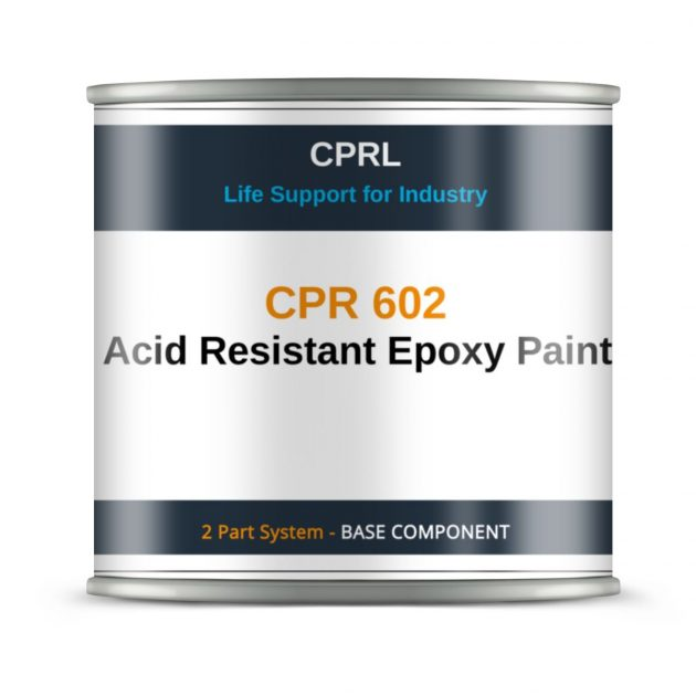 CPR 602 - Acid Resistant Epoxy Paint - Base