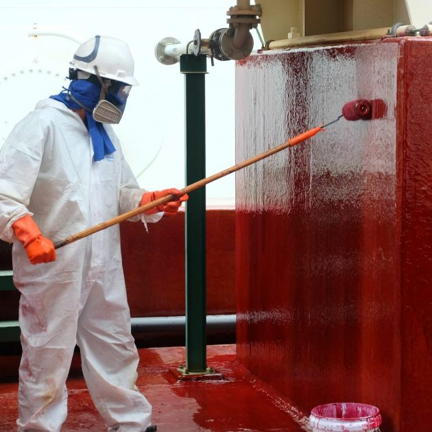 CPR 608 - Chemical Resistant Coating - Epoxy HB