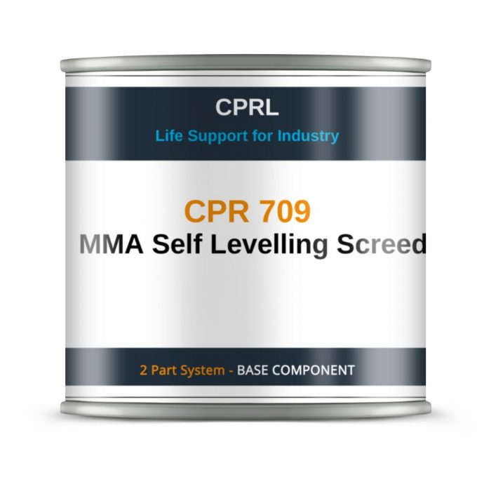 CPR 709 - MMA Self Levelling Screed - Base