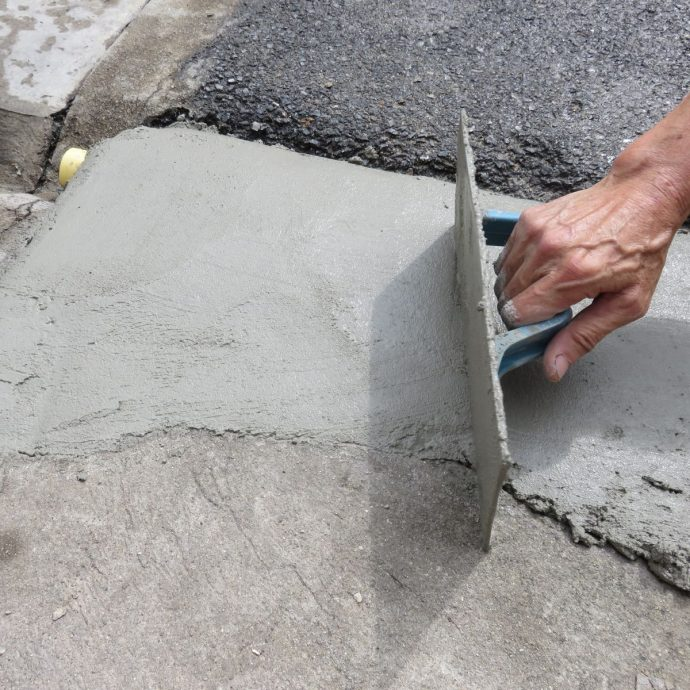 MMA Concrete Patch Repair Mortar
