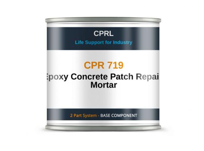 CPR 719 - Epoxy Concrete Patch Repair Mortar - Base