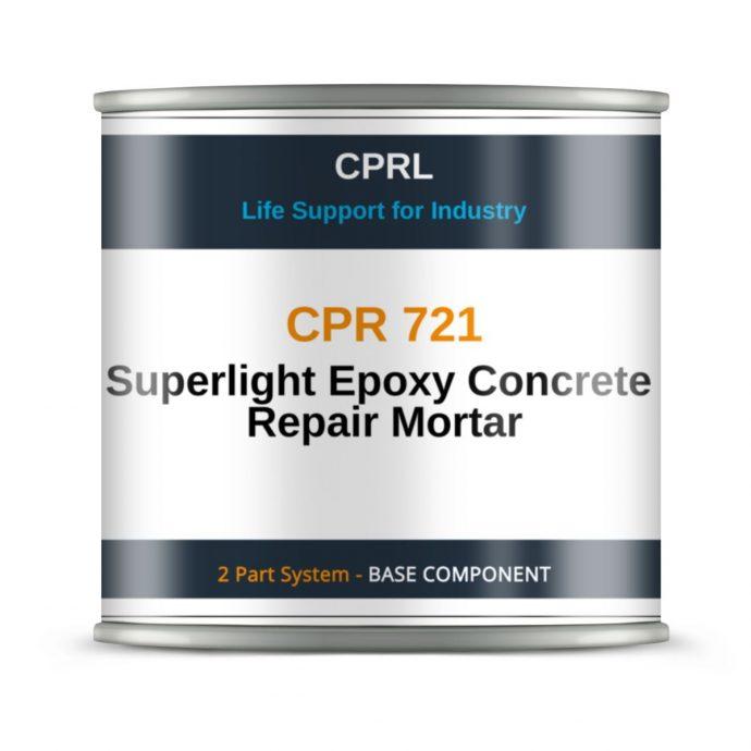 CPR 721 - Superlight Epoxy Concrete Repair Mortar - Base