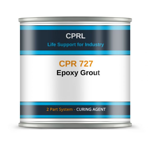 CPR 727 – Epoxy Grout - Base
