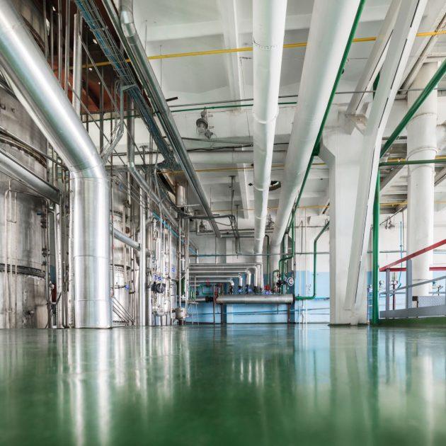 CPR 801 – Industrial Floor Paint – Epoxy HB