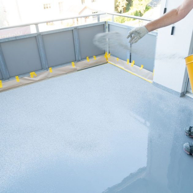 CPR 815 - Anti-slip Epoxy Floor Paint - Base