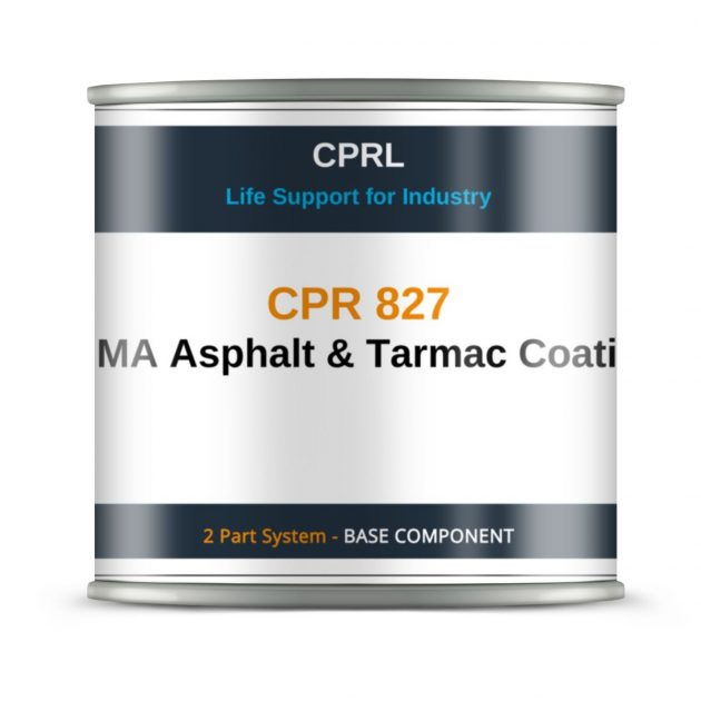 CPR 827 – MMA Asphalt & Tarmac Coating - Base