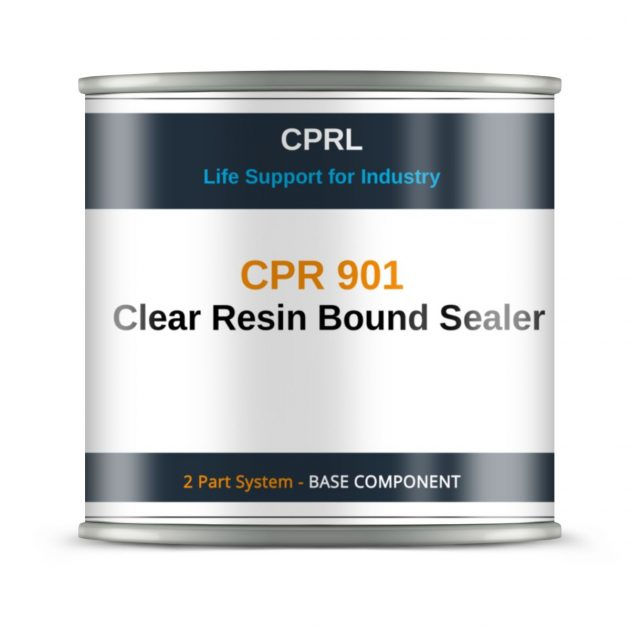 CPR 901 – Clear Resin Bound Sealer - Base