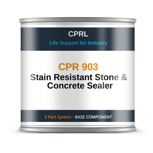 CPR 903 – Stain Resistant Stone & Concrete Sealer - Base