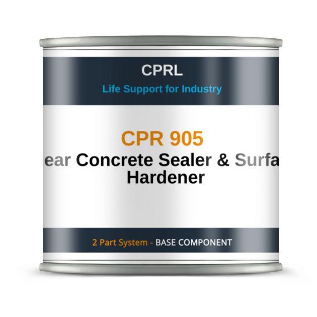 CPR 905 – Clear Concrete Sealer & Surface Hardener - Base