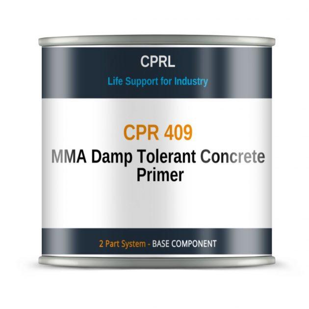 CPR 409 – MMA Primer for Oil Based Surfaces - Base