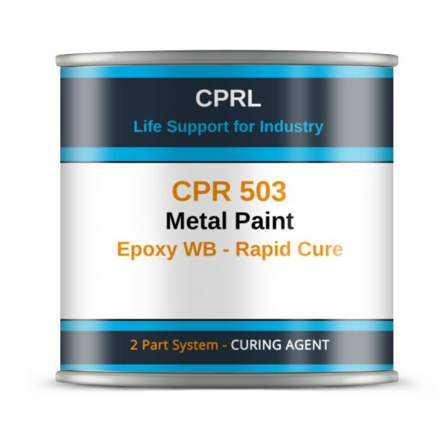 CPR 503 - Metal Paint - Epoxy WB - Rapid Cure - Curing Agent