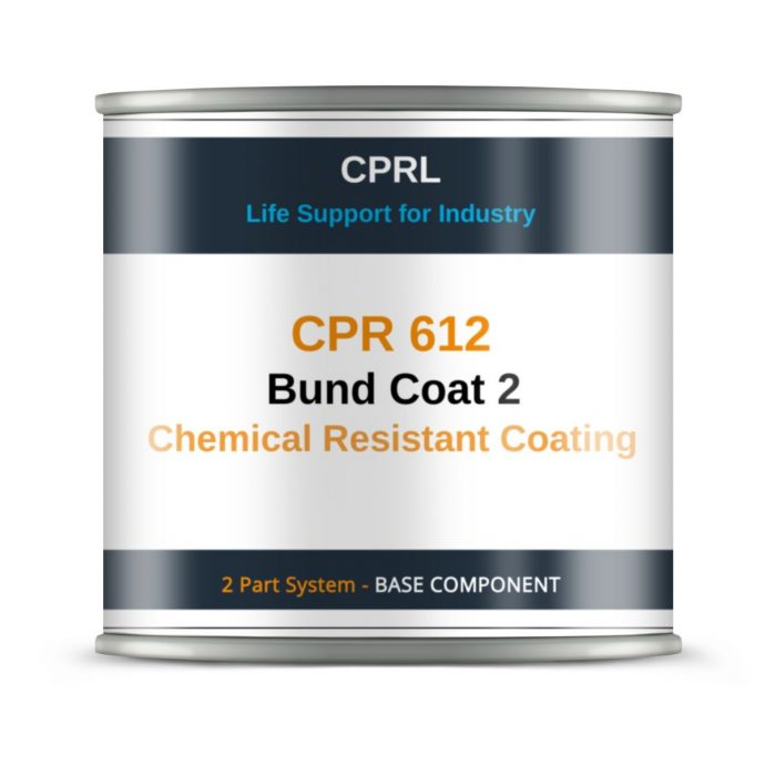 CPR 612 - Chemical Resistant Coating - Base