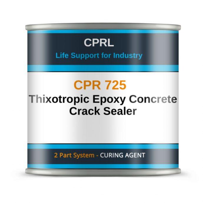 CPR 725 - Thixotropic Epoxy Concrete Crack Sealer - Curing Agent