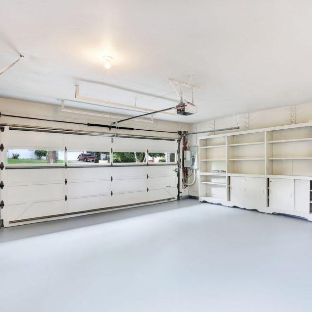 Garage Floor Paint - Epoxy WB - Rapid Cure
