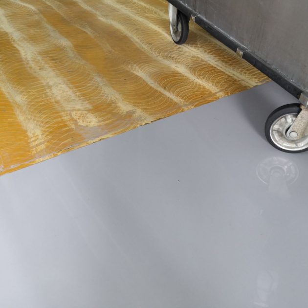 CPR 814 - Chemical Resistant Floor Paint - Epoxy WB - Rapid Cure