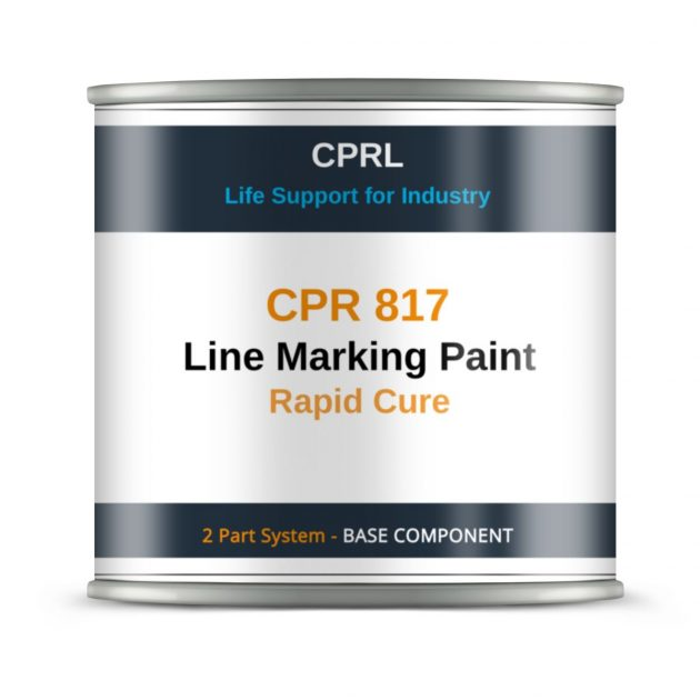 CPR 817 - Line Marking Paint - Rapid Cure - Base