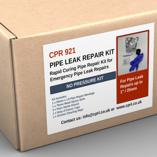 CPR 921 Pipe Leak Repair Kit