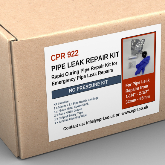 CPR922 - Pipe leak repair kit