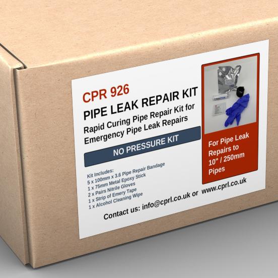 CPR926 - Pipe Leak Repair Kit