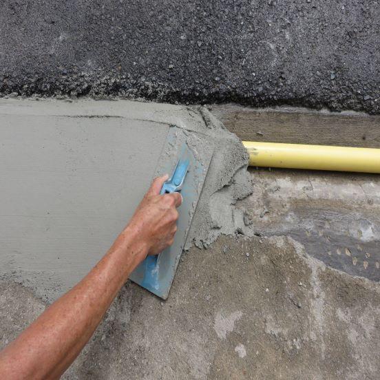 CPR 717 Concrete Patch Repair Mortar Rapid Cure